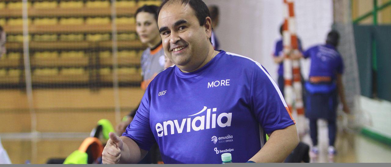 Gonzalo Iglesias. |  // Iñaki Osorio