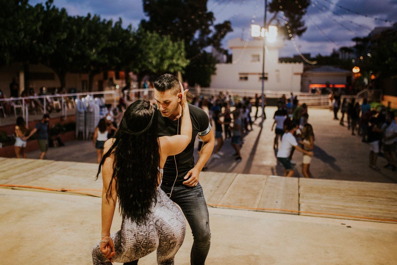 Furor por el baile más fogoso en Nules