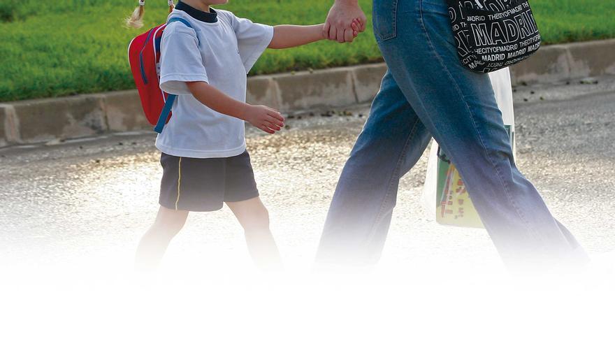 ¿Puedo no llevar a mis hijos al colegio?