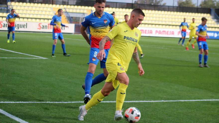 El Andorra le remonta a un Villarreal B superado por los elementos (1-3)