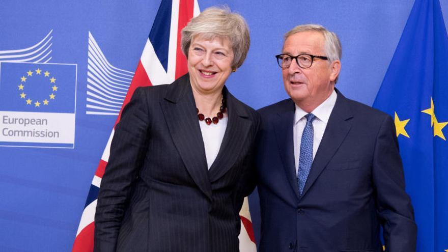 La UE i Londres tanquen l'esborrany de la declaració política sobre les seves futures relacions