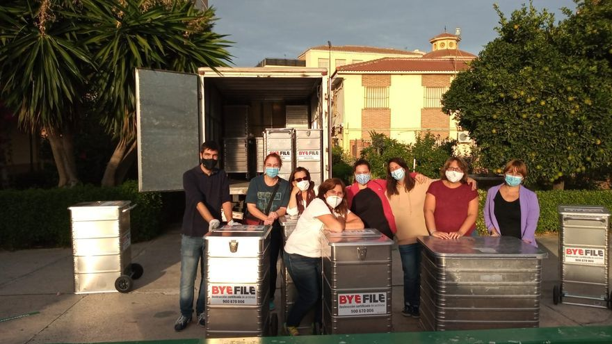 La Fundación Olivares facilita más de 80 sesiones de fisioterapia con la campaña 'Cole Solidario'