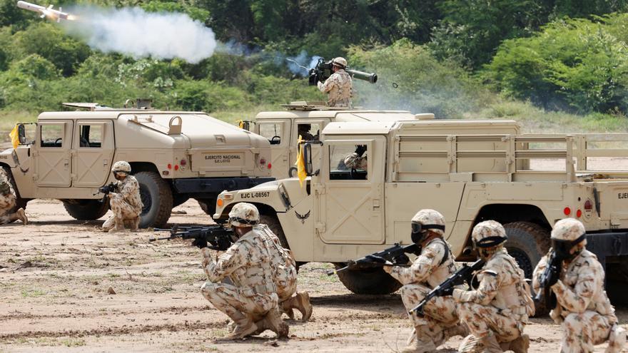 El gasto militar mundial creció en 2020 a pesar de la pandemia