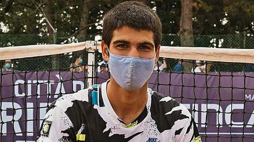 El pupilo de Ferrero da el salto en el tenis mundial