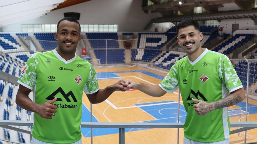 El Palma Futsal refuerza su ataque con Higor y Daniel Airoso