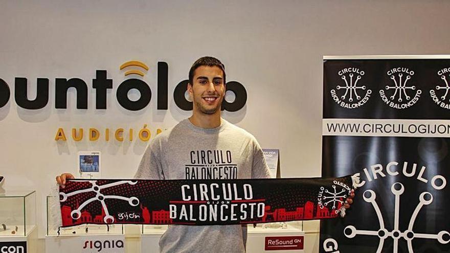 """Álex Rivas: """"Quiero demostrar que puedo ser importante en esta Liga"""""""