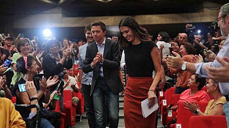 Errejón accepta ser candidat, després del suport de les bases