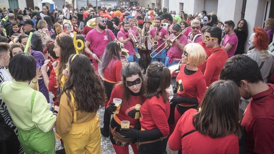 Sallent anuncia la cancel·lació definitiva del Carnaval