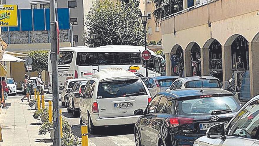 El PP de Alcúdia reclama el cambio de sentido en la carretera de Artà