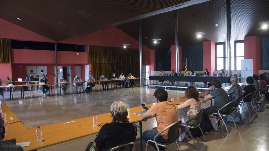 El Consell Comarcal reorganitza l'equip de govern amb la creació d'una nova conselleria