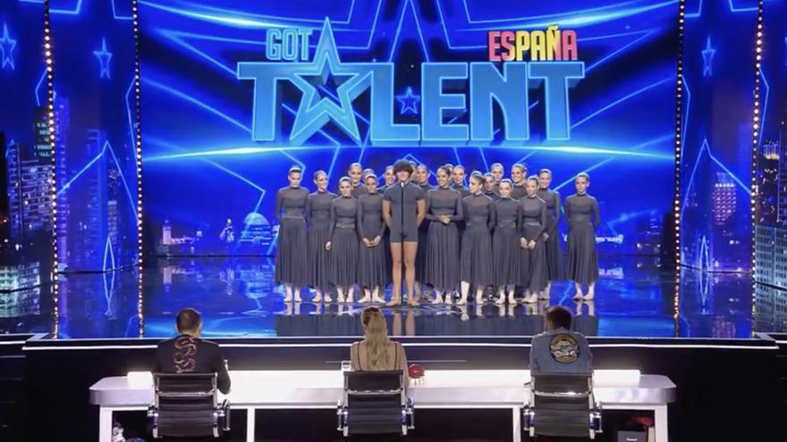 """Así fue la actuación del grupo de danza de Avilés que conquistó a Risto Mejide en """"Got Talent"""" : """"Increíble"""""""