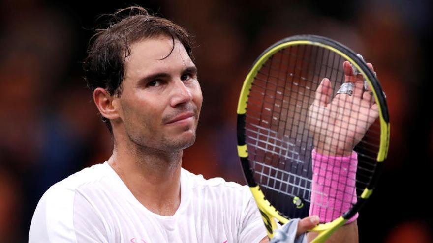 Nadal vence a Tsonga y ya está en semifinales de París