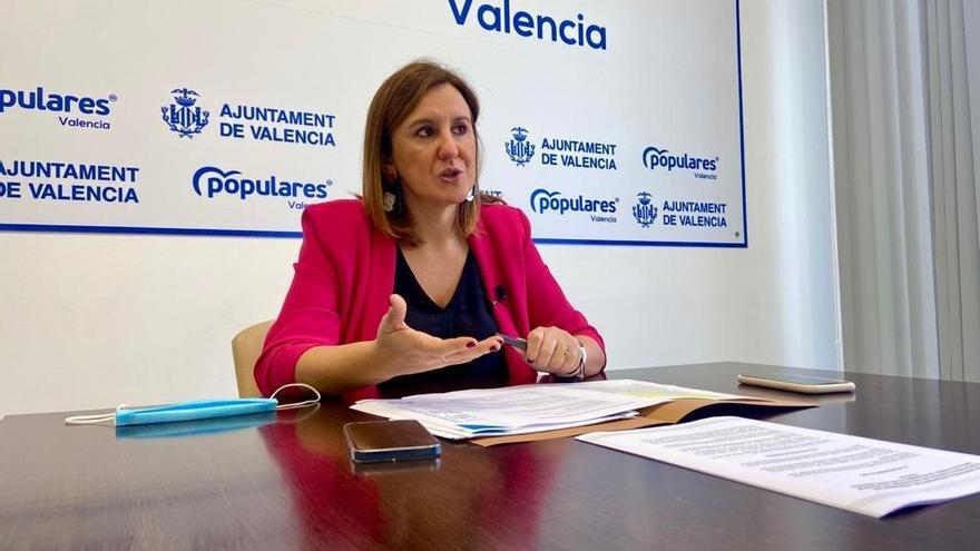 El PP presenta una moción para paralizar la instalación de arcos chinos de Pelayo