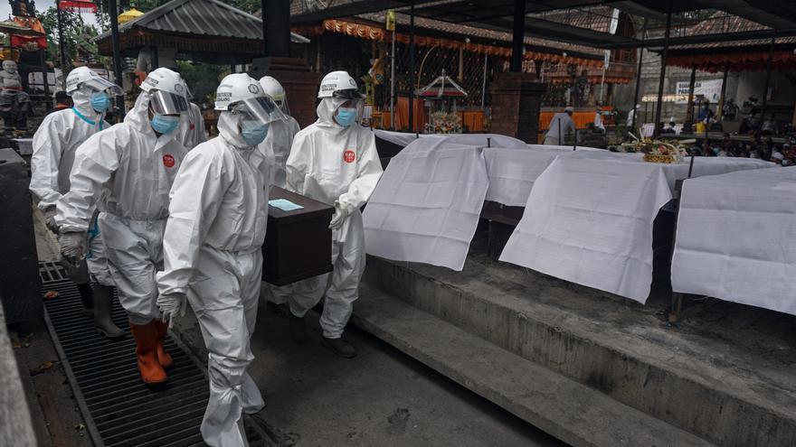 Condenado a 12 años de cárcel un exministro indonesio por malversación de ayudas de la pandemia