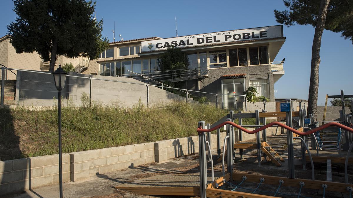L'edifici Montserrat és tancat al públic des del 2018