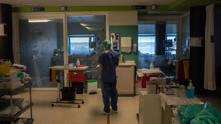 El hospital de Zamora supera el atasco del verano con solo una persona en la UCI