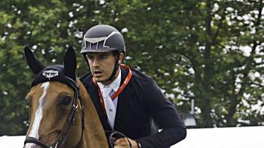 Álvarez Moya y Sergio Ramos compran uno de los mejores caballos del mundo