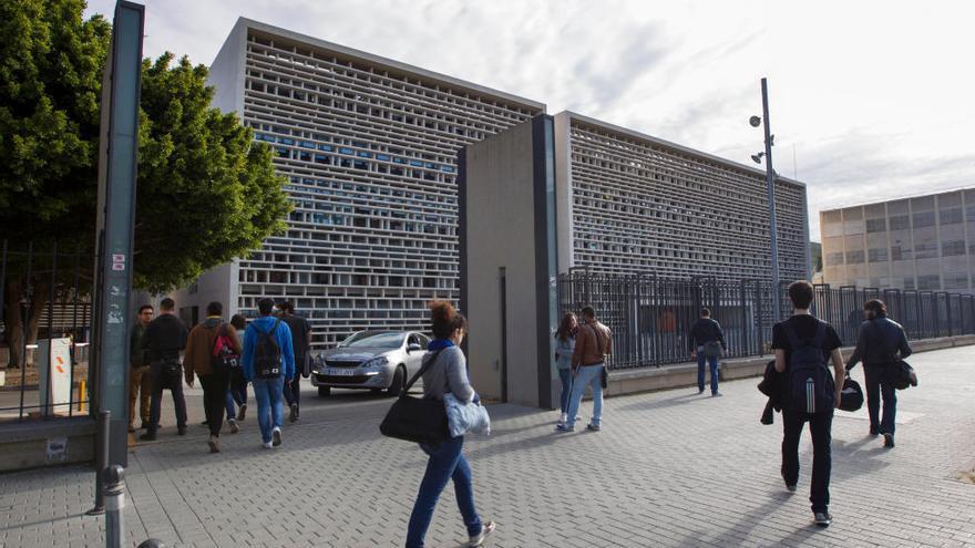 Notas de corte en las universidades de la Comunitat Valenciana