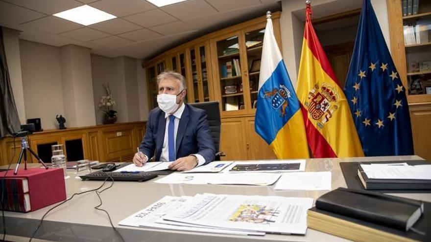 Canarias valorará el 10 de septiembre el arranque del próximo curso escolar