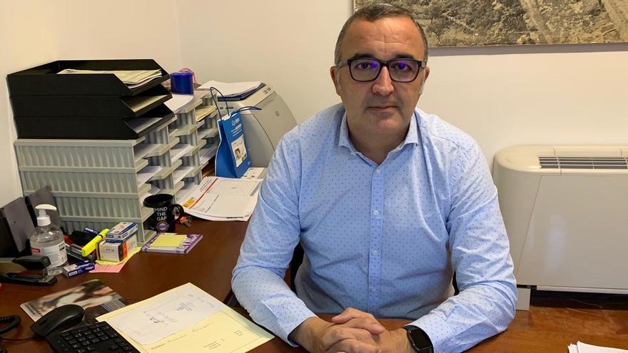 Pep Lluís Urraca: «Hem de mantenir els llocs de feina i fer front a les despeses»