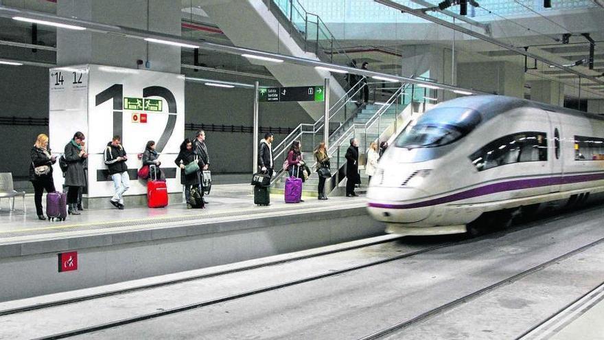 Els serveis d'alta velocitat entre l'Estat i França es reprendran l'1 de juliol
