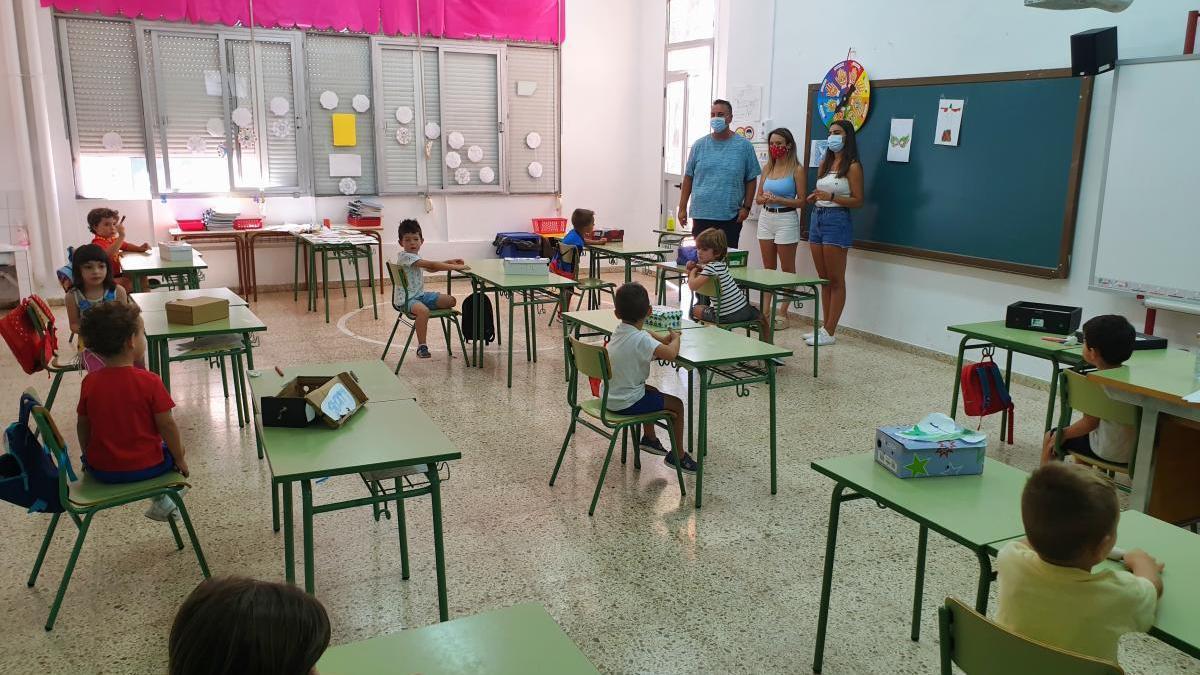Más de un centenar de niños participa en  en los Talleres Multi Juegos en Caravaca