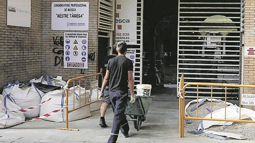 El Conservatorio Superior de Castellón reparte sus prácticas en cinco centros por un mes