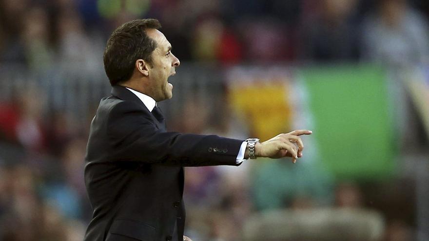Sergi Barjuan, nou entrenador interí del Barça