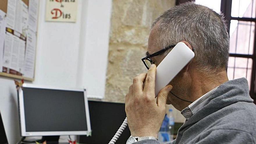 El Teléfono de la Esperanza de Zamora: aferrados a la vida