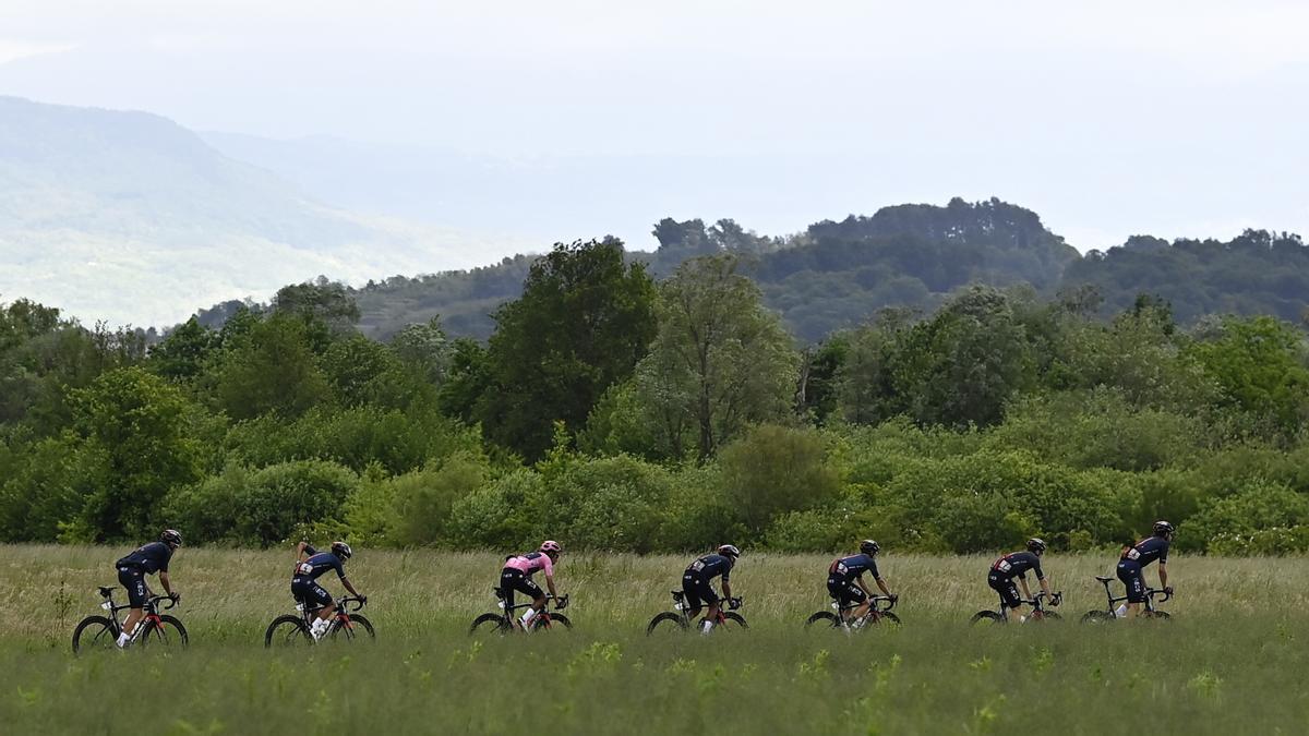 Giro de Italia: Grado - Godizia