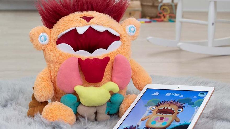 """Así es el galardonado juguete """"Amazing Inside"""" de Miniland, que enseña a los niños cómo es el cuerpo humano"""
