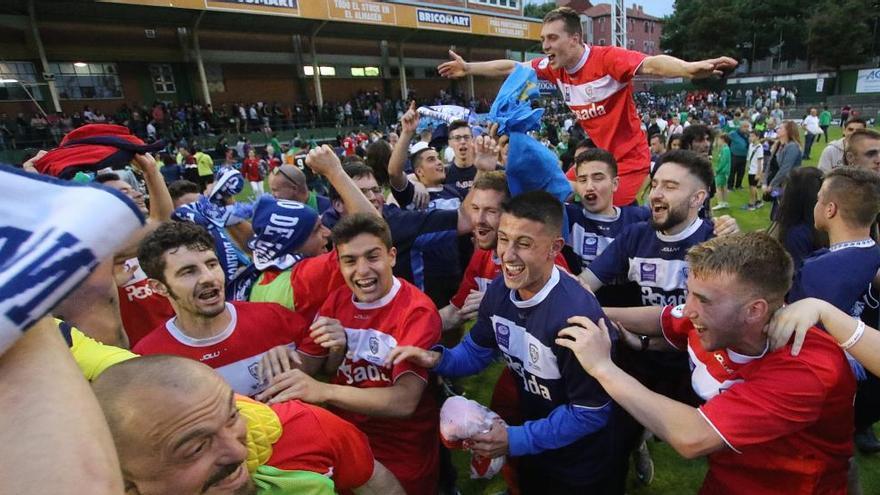 Segunda B: los equipos de Asturias, indignados ante un posible grupo con Las Palmas Atlético, los baleares y Melilla