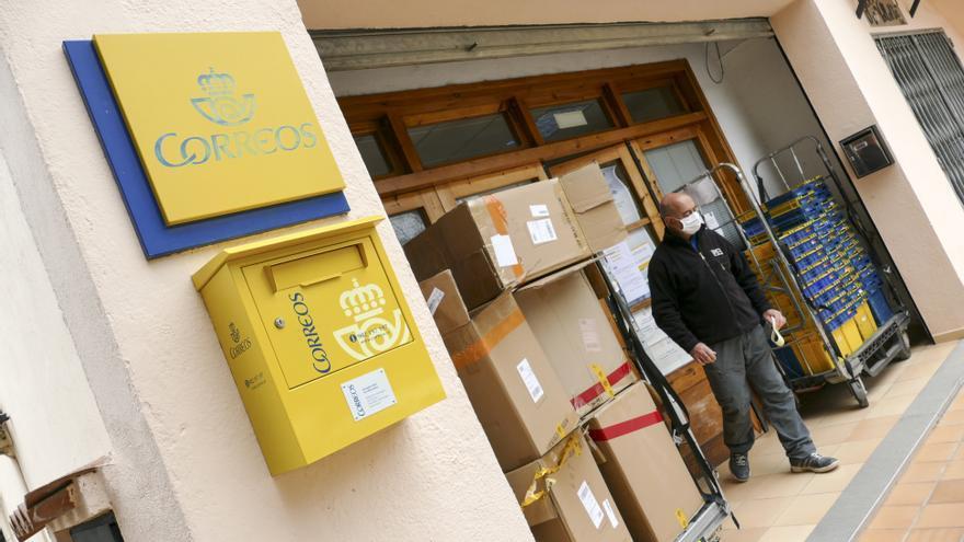 Correos entregará medicamentos a domicilio en la provincia de León
