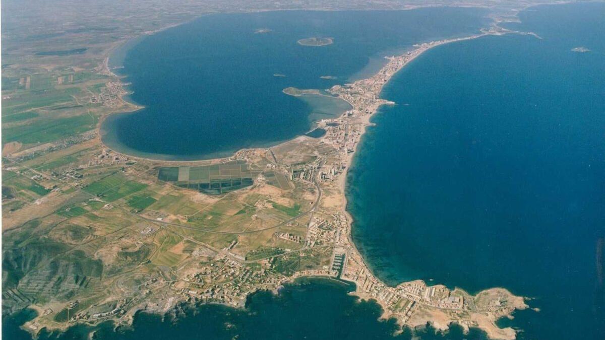Mar Menor.