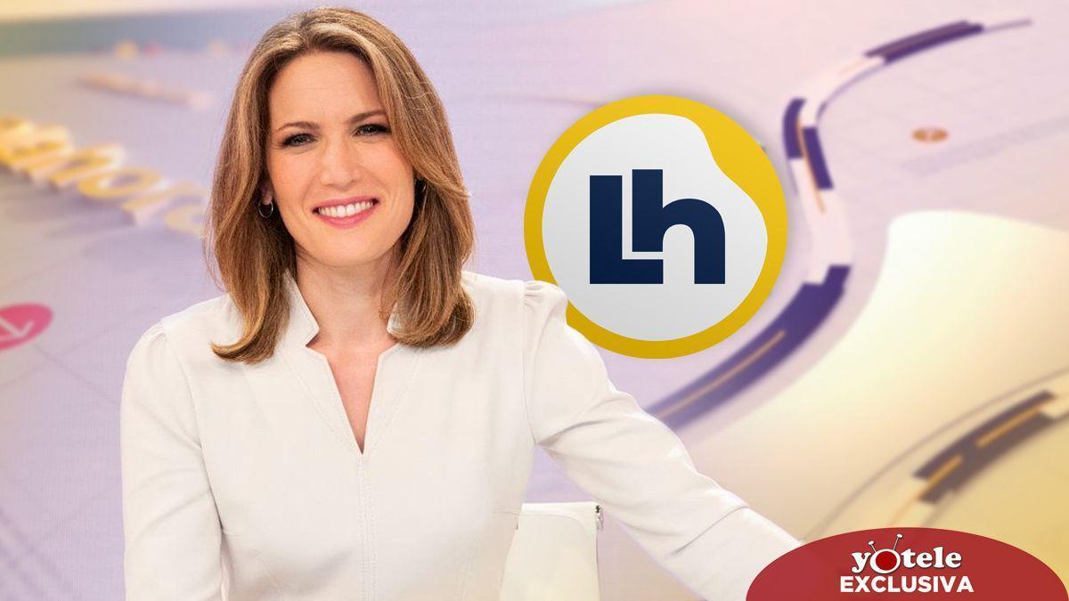Silvia Intxaurrondo sustituirá a Mónica López al frente de 'La hora de La 1'.