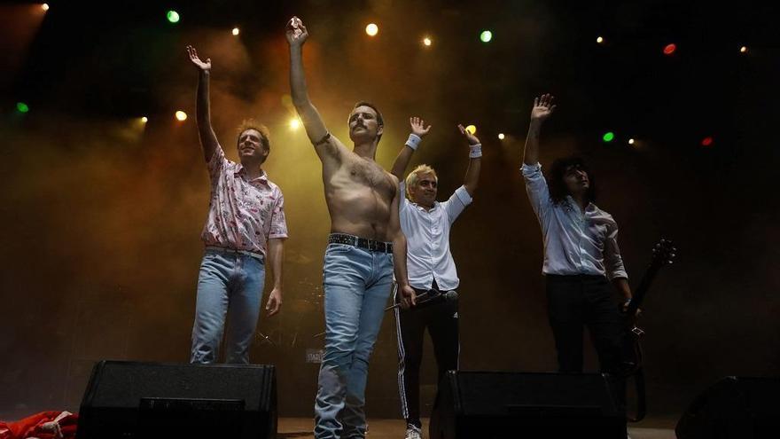 Queen, la leyenda musical del rock, revive en el Starlite Festival