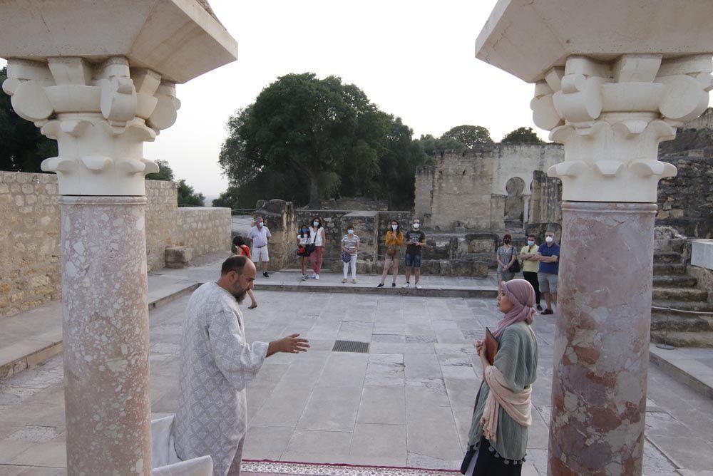 Visitas teatralizadas a Medina Azahara