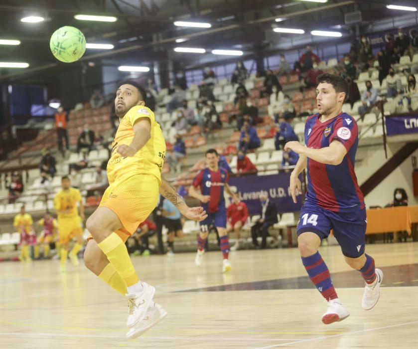 Derbi Levante UD FS - Peñíscola de LNFS