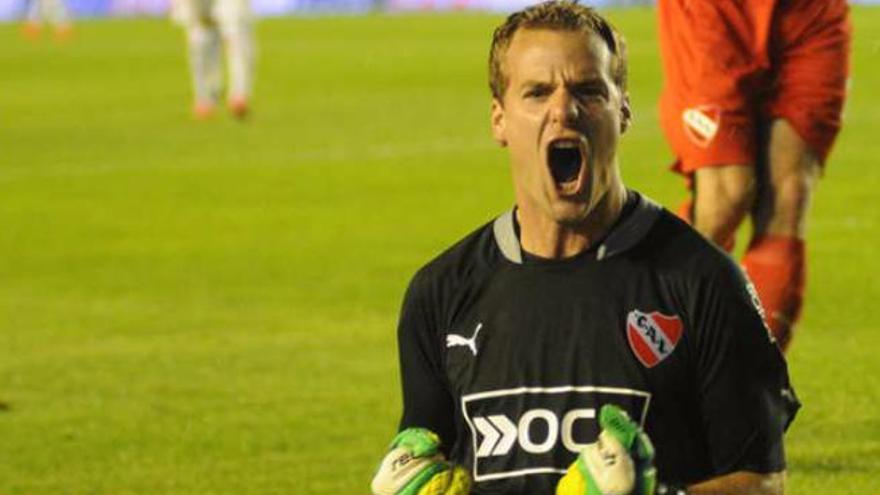 La UD hace una oferta por el portero 'Ruso' Rodríguez