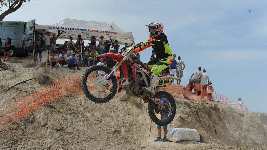 El Gran Premio de Motocross brilla entre la programación deportiva