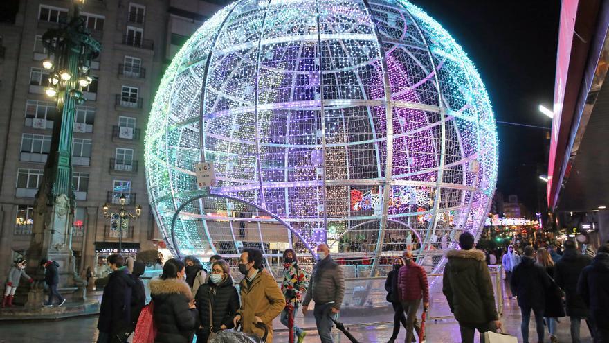 Más detalles de la Navidad de Vigo: así será el belén gigante