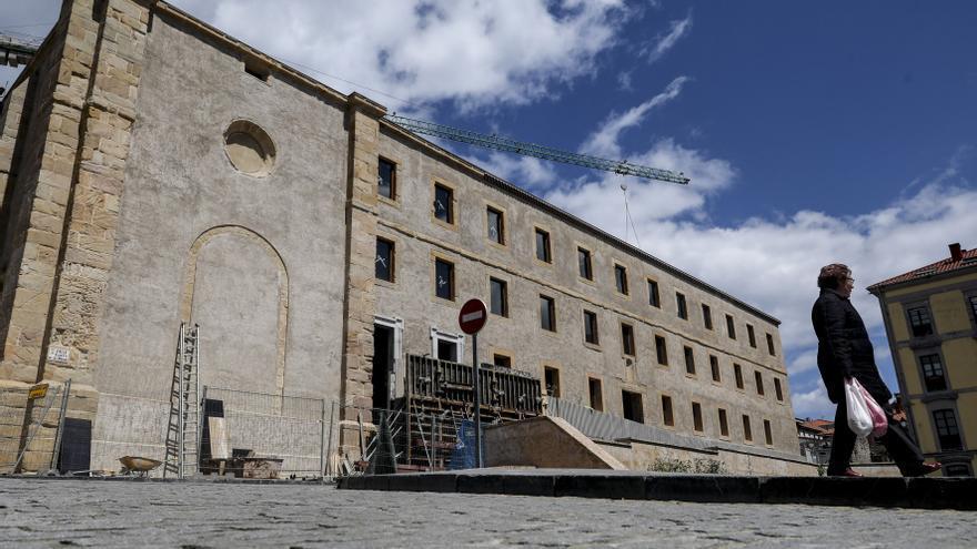 Tabalera, con 20 millones de inversión, será piedra angular del reordenamiento de los equipamientos culturales de Gijón