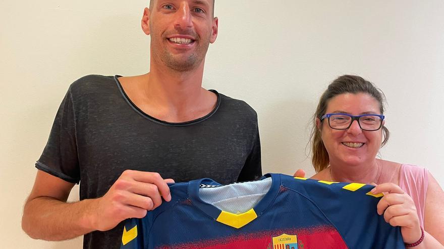 Bruno Perone és el primer fitxatge del Llagostera 2021/2022