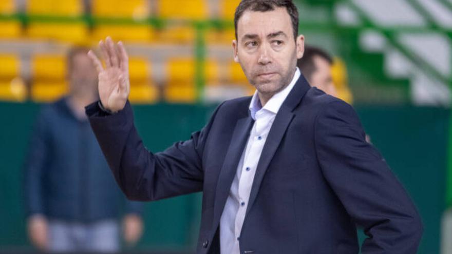 Palencia confirma el fichaje de Pedro Rivero como entrenador
