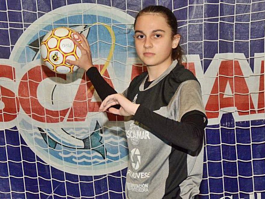 Iria Varela, convocada por la selección española sub19