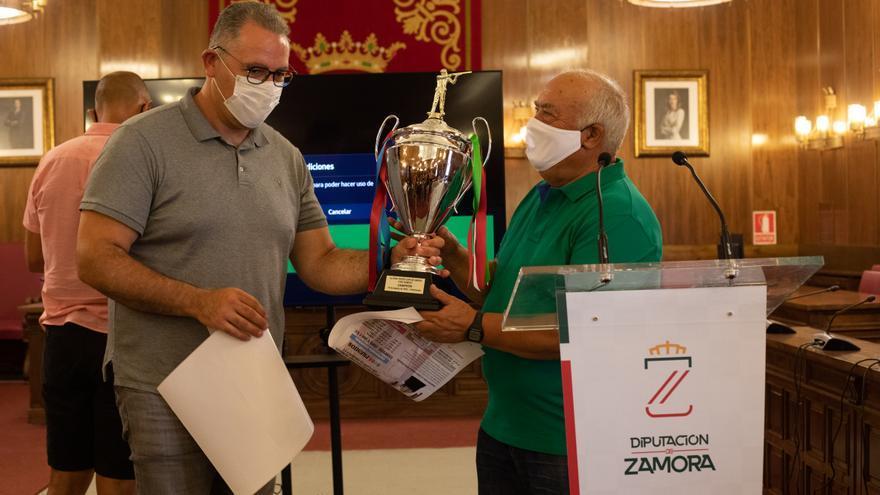 """Villalcampo acogerá la primera edición del Gran Trofeo """"Copa de Zamora"""""""