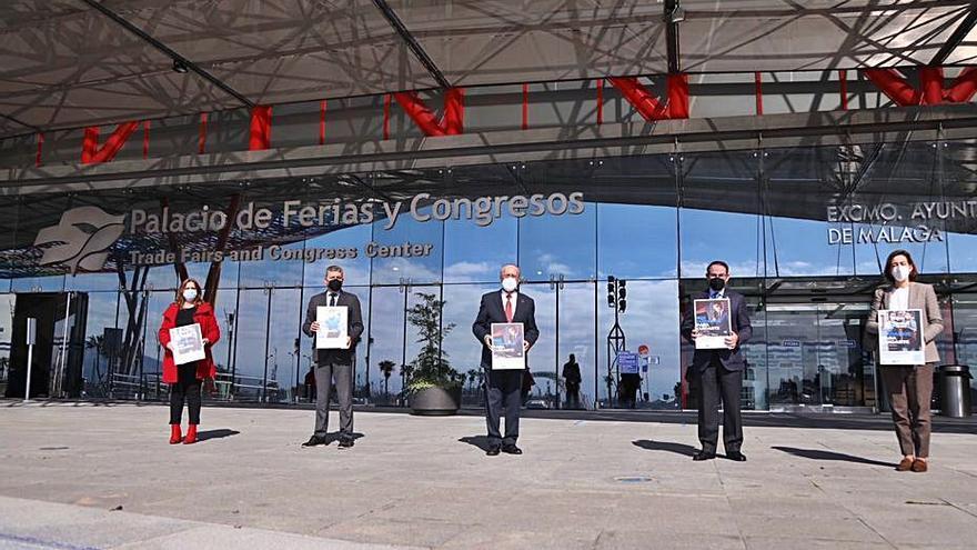La CEM y la Cámara  se unen a la campaña 'Málaga Segura'