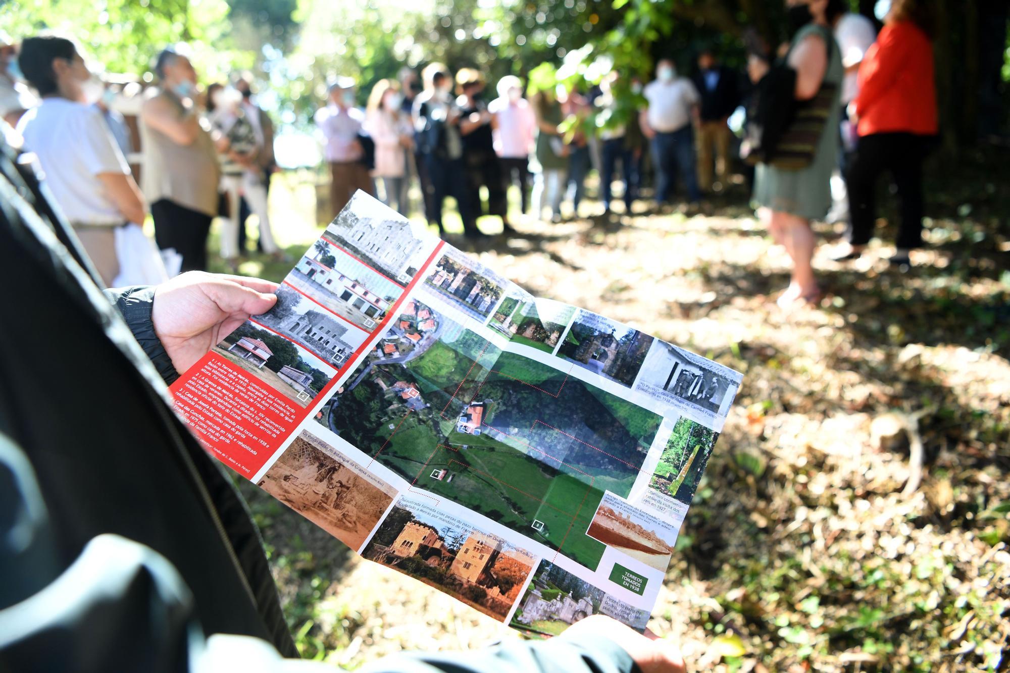 Los jardines del Pazo de Meirás abren al público