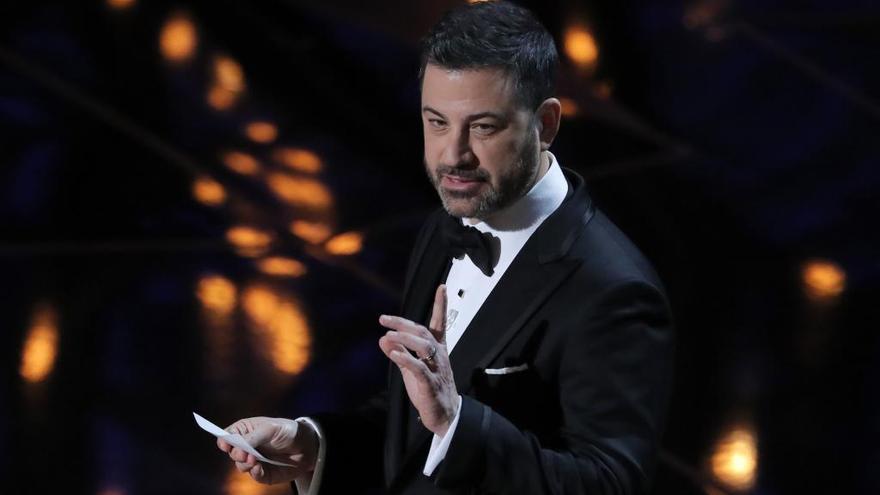 Oscars 2018: Las 10 mejores bromas de Jimmy Kimmel