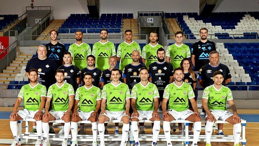 El Palma Futsal desafía al campeón de Europa